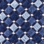 Men: Neckties Sale: Blue Tommy Hilfiger Core Micro Tie