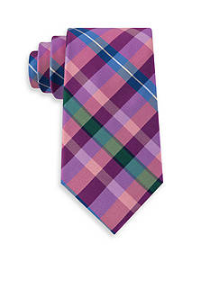 Tommy Hilfiger Andrew Plaid Tie