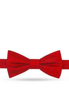 Tommy Hilfiger Solid Pre-tied Bow Tie