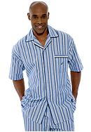 Nautica Sultan Stripe Camp Shirt