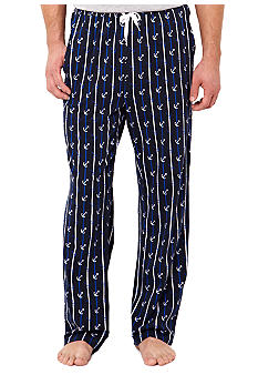 Nautica Anchor Stripe Knit Pant
