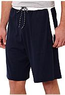 Nautica Outside Drawsting Sleep Shorts