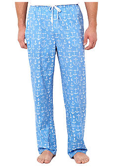 Nautica Port Anchor Knit Sleep Pants