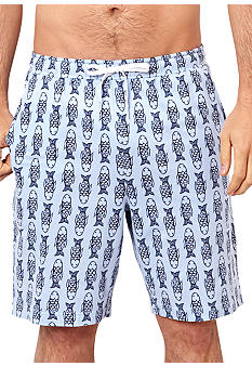 Nautica Toggle Fish Knit Shorts