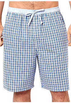 Nautica Mini Check Woven Shorts
