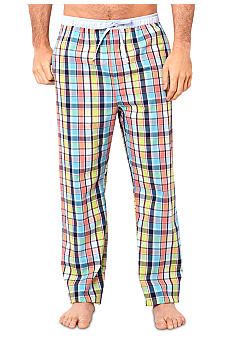 Nautica Open Sea Plaid Woven Pants