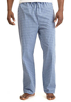 Nautica Check Broadcloth Sleep Pants