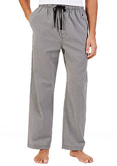 Nautica Gingham Lounge Pants