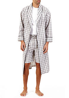 Nautica Plaid Robe