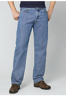 Levi's Red Tab 501 Original Fit Button Fly Straight Leg Jean