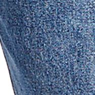 Mens Straight Leg Jeans: Light Blue Levi's 501 Original Fit Jean