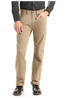Levi's 505 Regular Fit Timberwolf Twill