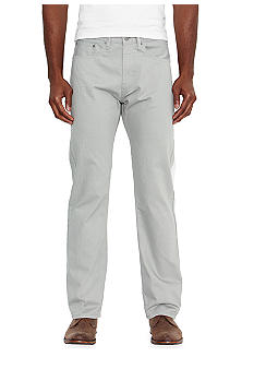 Levi's 505 Regular Fit Limestone Twill