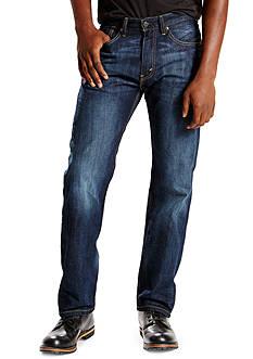 Levi's 505 Shoestring Jeans