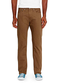 Levi's® Red Tab® 505™ Regular Fit Twill Pants