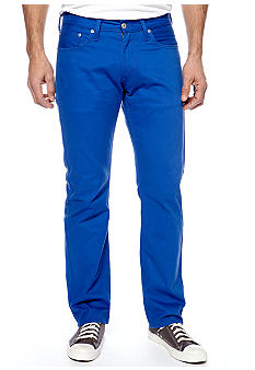 Levi's 514 Straight Fit Electric Blue Twill