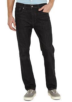 Levi's 513 Slim Straight Jeans