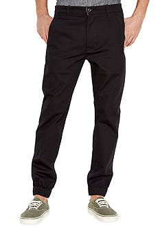 Levi's Black Chino Jogger Pants