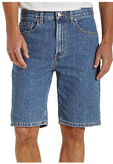 Levi's 505 Regular Fit Denim Shorts