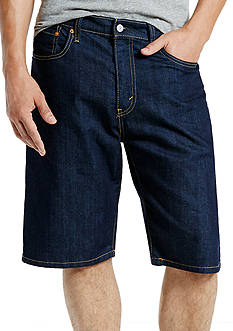 Levi's 569™ Loose Straight Fit Denim Shorts