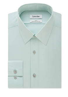 Calvin Klein Steel Non-Iron Performance Slim Fit Dress Shirt