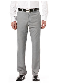 Perry Ellis Portfolio Travel Luxe Slim Fit Pants