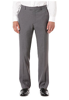 Perry Ellis Portfolio Bengaline Modern Fit Pants