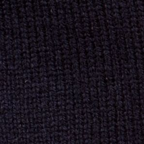 Guys Accessories: Cold Weather: Newport Navy Polo Ralph Lauren Big Pony Merino Cuff Hat