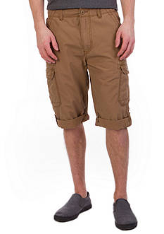 Union Bay Penn Roll-Up Convertible 15-in. Messenger Shorts