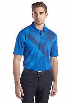 Pro Tour® Short Sleeve Diffused Argyle Polo