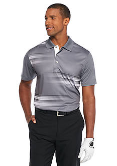 Pro Tour Short Sleeve Printed Polo Shirt
