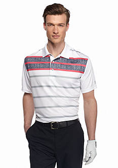 Pro Tour Short Sleeve Stripe Polo Shirt