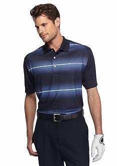 Pro Tour Short Sleeve Stripe Polo Shirt