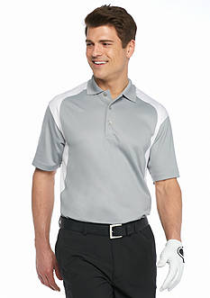 Pro Tour Short Sleeve Ventilated Colorblock Polo Shirt