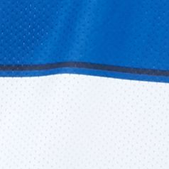 Pro Tour Men Sale: Peacoat Pro Tour Short Sleeve Fashion Stripe Airplay Polo Shirt