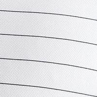 St Patricks Day Outfits For Men: Bright White Pro Tour Core Stripe Polo