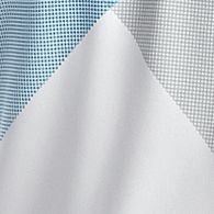 Mens Short Sleeve Polo Shirts: Bright White Pro Tour Short Sleeve Diffused Argyle Print Polo