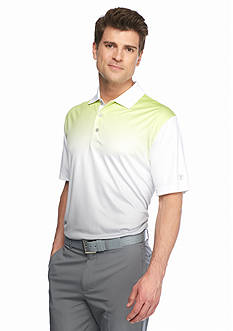 Pro Tour Color Gradient Print Polo Shirt