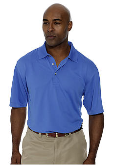 Pro Tour Popcorn Textured Polo Knit