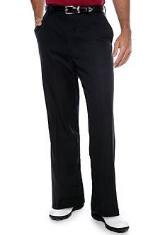 Pro Tour® Comfort Tech Flat Front Wrinkle Resistant Pants