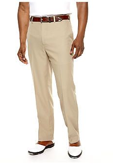 Pro Tour Comfort Tech Flat Front Pants