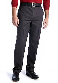 Pro Tour® Classic Fit CoolPlay Flat Front Pants