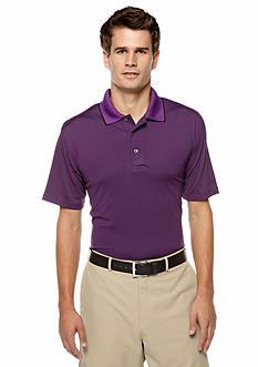 Pro Tour® Polyester Feed Stripe Polo