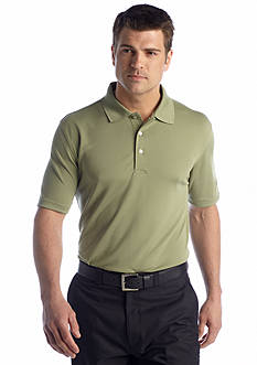 Pro Tour® Textured Solid Polo
