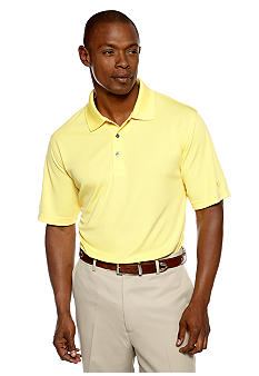 Pro Tour Textured Solid Polo