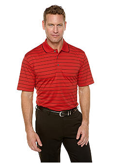 Pro Tour Double Fine Line Stripe Polo