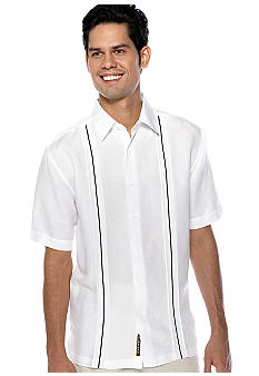 Cubavera Tucking Panel Shirt