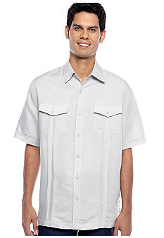 Cubavera 2-Pocket Sport Shirt