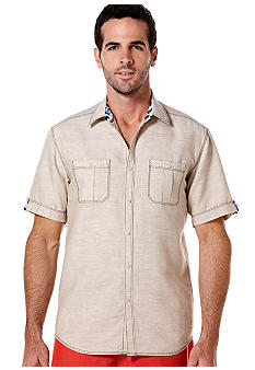 Cubavera Double Chest Pocket Shirt