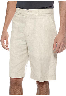 Cubavera Textured Shorts